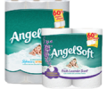 Save $4.00 or more when you spend $20.00 on Angel Soft® bathroom tissue products (offer values may vary; see site for details; register or log in to see offer)