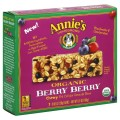 Save $0.50 on ONE BOX Annie's™ Granola Bar Product any flavor/variety