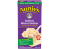 Save 50¢ when you buy ONE (1) PACKAGE of any Annie's® Mac & Cheese
