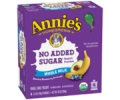 Save 50¢ off ONE (1) PACKAGE of any Annie's™ Organic Yogurt