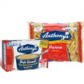 Save 50¢ off TWO (2) Anthony's® Pasta