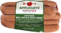Save $1.00 off ONE (1) APPLEGATE HOT DOGS including organic