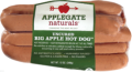 Save $1.00 off any (1) Applegate® pack of Hot Dogs
