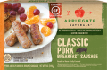 Save $1.00 off ONE (1) package of Applegate breakfast sausage