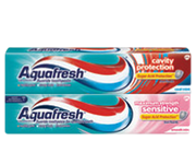 Save 50¢ off ONE (1) Aquafresh® Toothpaste (4.6oz or larger)