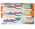 Save $1.00 ON ANY ONE (1) Aquafresh® Multi Action or Extreme Clean® Toothpaste (5.6oz or larger)