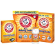 Save $0.50 off (2) ARM and HAMMER Baking Soda Products