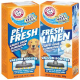 Save $0.50 off (2) ARM and HAMMER Carpet Deodorizer