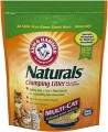 Save $2.00 off ONE (1) ARM & HAMMER Naturals Cat Litter