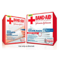 Save $1.50 on any (2) BAND-AID® Brand of First Aid Products (excludes all trial & travel sizes and First Aid Kits)