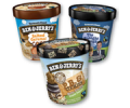 Target, Giant, Martin's, Stop & Shop, Peapod: Save $1.00 on any ONE (1) Pint of Ben & Jerry's® Ice Cream or Frozen Dessert