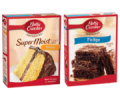 Save 50¢ off TWO (2) PACKAGES any flavor/variety Betty Crocker™...