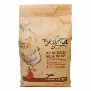 SAVE $1.95 on (1) bag of Purina® Beyond® brand dry Cat food, any size, any recipe