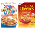 SAVE $1.00 on TWO BOXES any flavor General Mills Big G cereals:Cheerios™ • Cinnamon Toast Crunch™ • Chex™ • Lucky Charms™