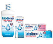 Save 75¢ off ONE (1) Biotene® Oral Rinse product (16 oz or larger)