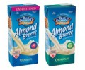 Save $1.00 off TWO (2) Blue Diamond® Shelf Stable Almond Breeze®...