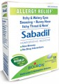 Save $3.00 off Boiron Sabadil® or Children's Sabadil