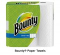 Save $1.00 off Bounty Paper Towels