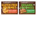 Save $1.00 off any ONE (1) Caesar's Kitchen ORGANIC GOODNESS or GLUTEN-FREE GOURMET frozen entree