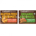 Save $1.00 off ONE (1) Caesar's Kitchen ORGANIC GOODNESS or...