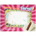 Save $3.00 off ONE (1) Hello Kitty, Carvel or OREO Ice Cream Cake (46 oz. or larger)