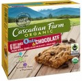 Save $1.00 off ONE (1) BOX any flavor/variety Cascadian Farm™ Sweet & Salty Granola Bars listed: Peanut Pretzel, Mixed Nut, Peanut with Puffed Rice & Quinoa