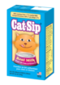 Save $0.50 on any ONE (1) Cat-Sip® Real Milk Treat for Cats & Kittens