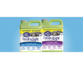 Save $1.00 off ONE (1) Cat's Pride® Fresh & Light Ultimate Care® litter. Valid on 10 lb variety.