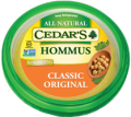 Save $1.00 off any One (1) Cedar's® Product including Taboule, Grape Leaves, Wraps