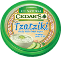 Save $0.55 on Cedar's® 12 oz Tzatziki
