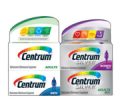 Save $2.00 ON ANY ONE (1) Centrum® or Centrum® Silver® (60ct or...