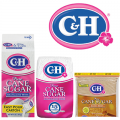 Save $1.00 off Two (2) C&H ® Sugar Products 2lbs or Larger