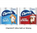 Save $1.00 on Charmin Ultra Soft or Strong bath tissue