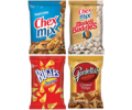 Save 50¢ off TWO (2) BAGS any 3.7 OZ. OR LARGER Chex Mix™, Chex Mix™ Muddy Buddies™, Chex Mix™ Popped™, Chex Mix™ Xtreme, Bugles™ Corn Snacks, OR Gardetto's™ Snack Mix