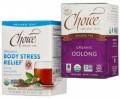 Save $1.00 on Choice Organic Teas