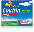 Save $2.00 off Non-Drowsy Children's Claritin® Allergy (4oz or 10ct or larger)