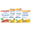 Save $1.00 on any ONE (1) Boiron ColdCalm Tablet, ThroatCalm, Chestal Honey, Children's Chestal Honey
