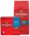 Save $2.00 off any Bag or K-CUP® Box of Community® Coffee