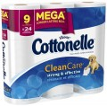 Save 50¢ off ONE (1) package of COTTONELLE® Toilet Paper (6-pack or larger)