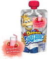 Save $1.00 Off Danimals Squeezables Low-Fat Yogurt 4pk