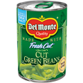 SAVE $0.50 on any FOUR (4) Del Monte® Canned Vegetables