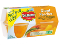 Save $4.00 when you spend $12.00 on any Del Monte® Fruit Cup®...