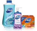 Save $1.50 on TWO (2) Dial® OR Tone® Bar (3-Bar or larger), Advanced Bar (2-Bar or larger), Foaming Hand Wash, Liquid Hand Soap Refills
