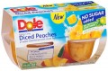 Save $0.50 off ONE (1) Dole Fruit Bowls