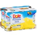 Save $0.65 on any two (2) Dole Canned Juices 46oz or 6oz 6-packs