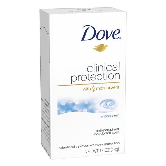 Save $1.00 on ONE (1) Dove® Women's Advanced Care Antiperspirant Deodorant product