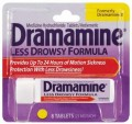 Save $1.00 on any Dramamine® Product