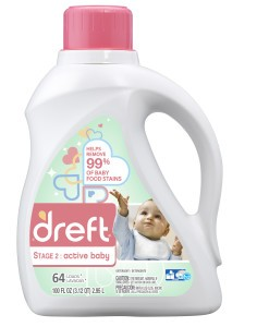 Save $1.00 off Dreft® Purtouch, Newborn or Active Baby (40oz or...