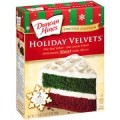 Save 50¢ off (1) Limited Edition Duncan Hines® Holiday Velvets™ Cake Mix