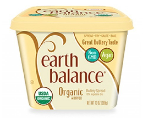 Save $1.00 on Earth Balance® products